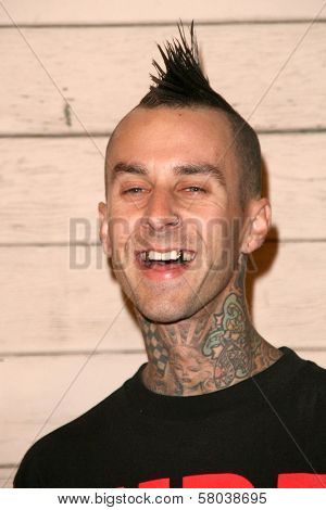 Travis Barker  at Maxim's 2008 Hot 100 Party. Paramount Studios, Hollywood, CA. 05-21-08