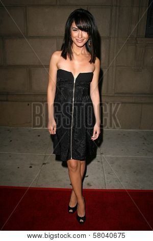 Nazanin Boniadi  at the Summer Stars Party hosted by InTouch Weekly and ISH. Social Hollywood, Hollywood, CA. 05-22-08