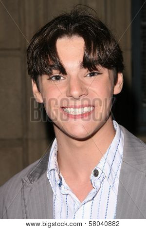 RJ Mitte  at the Summer Stars Party hosted by InTouch Weekly and ISH. Social Hollywood, Hollywood, CA. 05-22-08