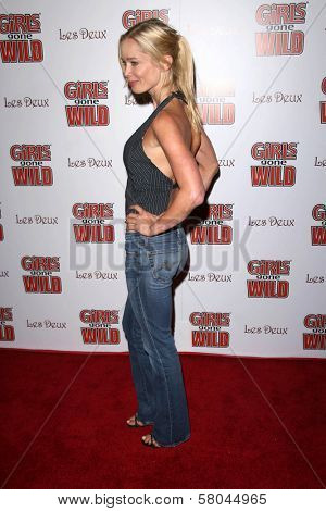 Jennifer Gareis  at the party celebrating the 2nd Issue of Girls Gone Wild Magazine. Les Deux, Hollywood, CA. 06-04-08
