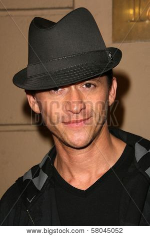 Clifton Collins Jr.  at the 2nd Annual Design for Humanity Event. Spider Club, Hollywood, CA. 06-04-08