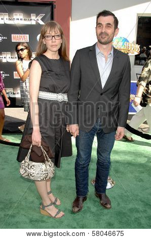 Ty Burrell  at the World Premiere of
