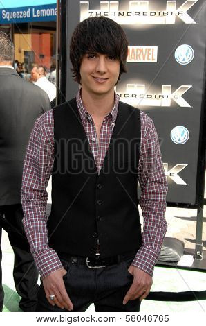 Chad Rogers at the World Premiere of