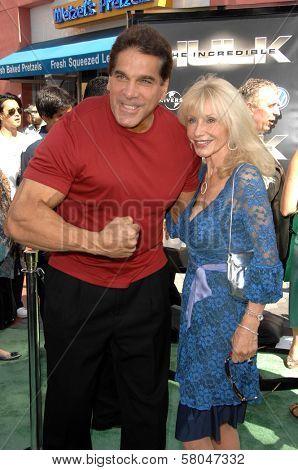 Lou Ferrigno  at the World Premiere of
