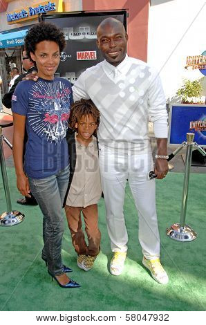 Jimmy Jean Louis  at the World Premiere of