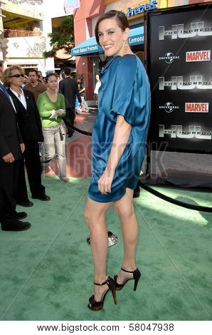 Liv Tyler  at the World Premiere of