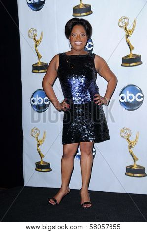 Sherri Shepherd  in the press room at the 35th Annual Daytime Emmy Awards. Kodak Theatre, Hollywood, CA. 06-20-08