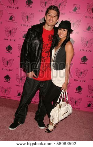 Lauren Gottlieb Dave Edwards/DailyCeleb.com 818-249-499 at the Grand Opening of Shizue Boutique. Shizue, Beverly Hills, CA. 06-26-08