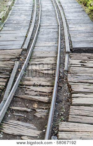 Narrow Gauge Railway Line