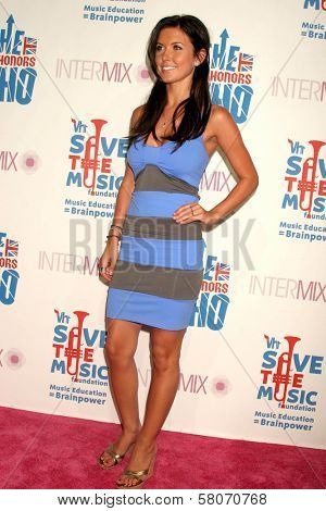 Audrina Patridge  at the VH1 Rock Honors Party. Intermix Boutique, Los Angeles, CA. 07-11-08