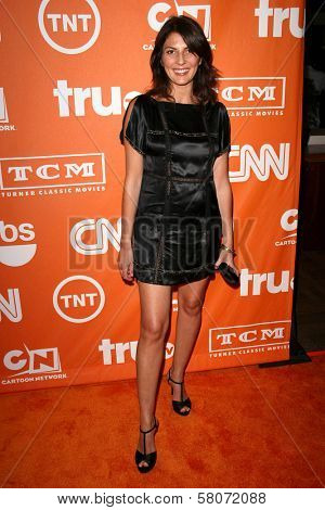 Gina Bellman  at the Turner Network's Summer 2008 TCA press Tour. Beverly Hilton Hotel, Beverly Hills, CA. 07-11-08