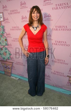 Illeana Douglas  at the Pink Plastic Party of the Year celebrating the launch of the Tarina Tarantino Barbie Doll. Tarina Tarantino, Los Angeles, CA. 07-17-08