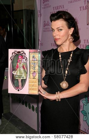Debi Mazar  at the Pink Plastic Party of the Year celebrating the launch of the Tarina Tarantino Barbie Doll. Tarina Tarantino, Los Angeles, CA. 07-17-08