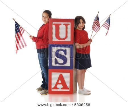 Sister Patriots