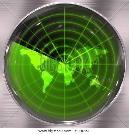 grüne Welt radar