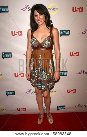 Rochelle Greenwood  at the NBC Universal 2008 Press Tour All Star Party. Beverly Hilton Hotel, Beverly Hills, CA. 07-20-08