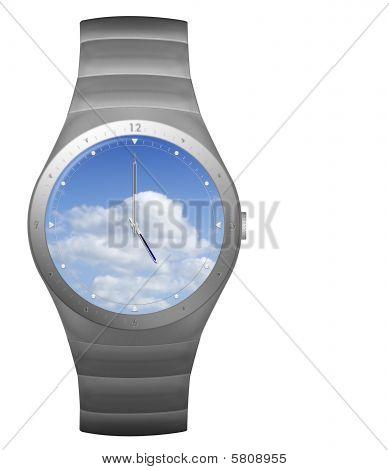 Five Oclock Wristwatch