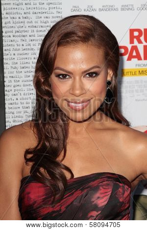 Toni Trucks at the