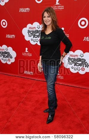 Marlo Thomas at the 'Power Of Youth' event benefitting St. Jude. L.A. Live, Los Angele, CA. 10-04-08 at the