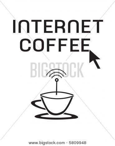 Internet Coffe Cup