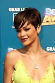 Rihanna  at the BET Awards '08. Shrine Auditorium, Los Angeles, CA. 06-24-08