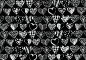 foto of amor  - an images of Design Heart for Valentines Day Background - JPG