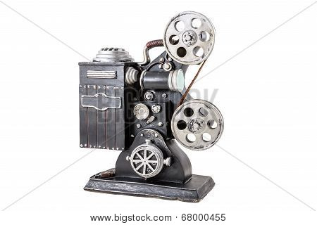 Model Of Film Projector