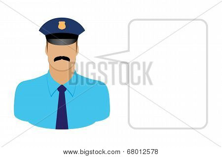 police, avatars and User Icons