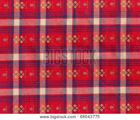 Vibrant Textile Pattern