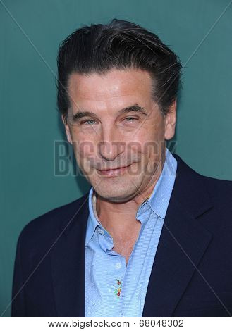 LOS ANGELES - JUL 08:  Billy Baldwin arrives to the Hallmark's