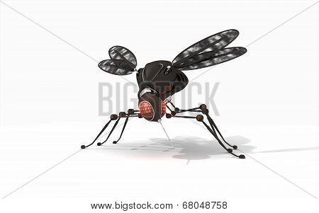 Robot mosquito