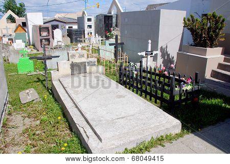 Cemetery Municipal Ushuaia