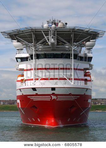 construction vessel