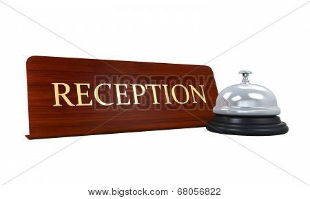 Reception Bell and Reception Plate