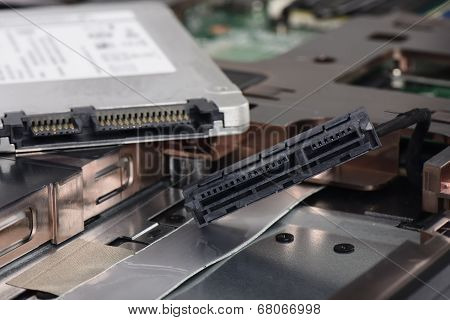 Ssd And Laptop
