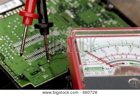 Voltage Meter