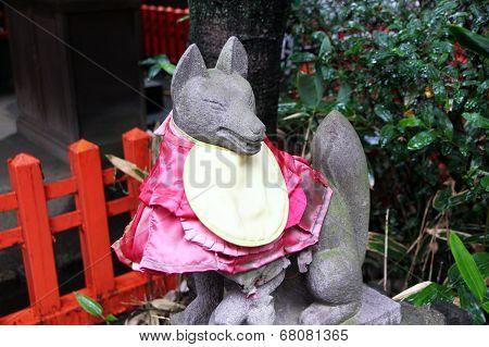 Inari Statue