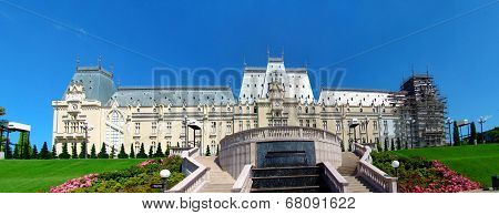Iasi Palace Of Culture