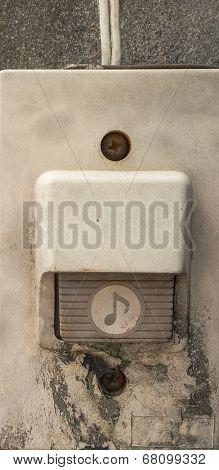 Old Plastic Door Bell