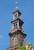 ������, ������: Amsterdam Wester Tower Westerkerk