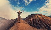 picture of bromo  - Hike in Bromo volcano - JPG
