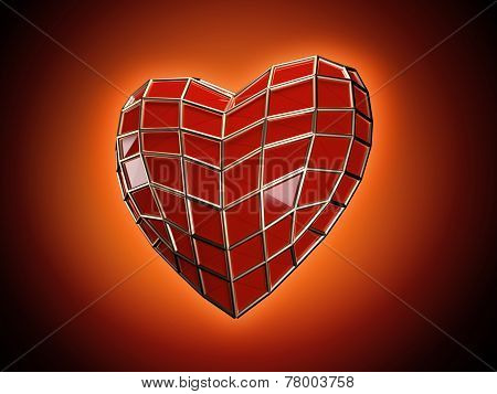 Spiderman's Heart