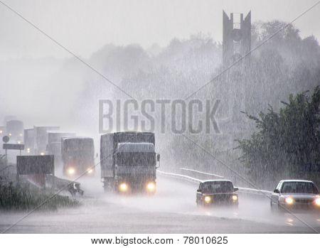 Heavy Rainstorm