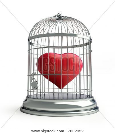 Cage Heart