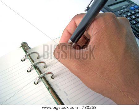 Diary Hand