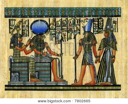 Modern Papyrus