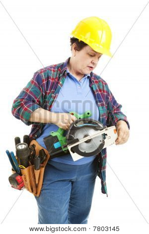 Confused By Power Tools