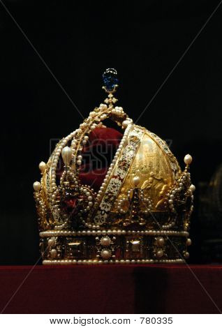 Golden Crown of Emperor Rudolf II