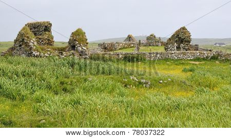 Tobha Mor Ancient Chapels