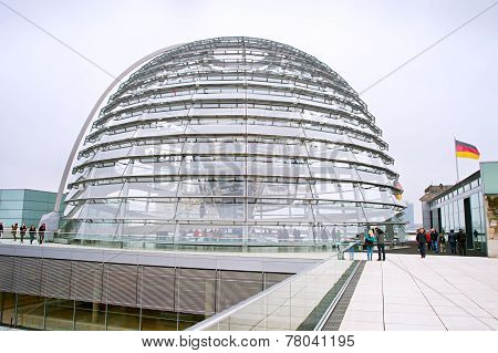 Reichstag Dome Visit